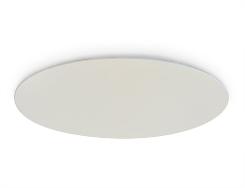 Vasco plafond- of wandventiel design luxe rond (incl. smiley)