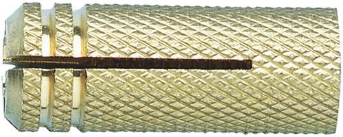 Plug M8 x 18 mm messing (100 stuks) (090438 18)