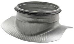 90° zadelstukken voor spiraalbuizen