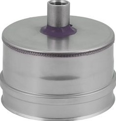 DW diameter  350 (350/400) condensdop (I316L/I304)