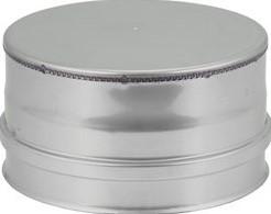 DW diameter  130 mm (130/180) deksel I316L/I304 (D0,5/0,6)
