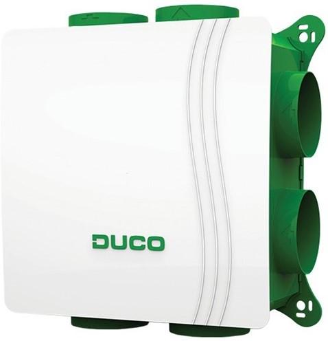 DucoBox Silent 400m³/h + vocht boxsensor - randaarde stekker