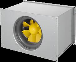 Ruck Etamaster kanaalventilator met energiezuinge EC-motor (EMKI-serie)