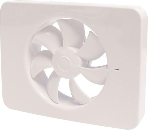 Badkamer ventilator Lo-Carbon iQ 100-125mm