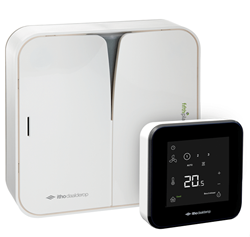 Klimaatthermostaat + Gateway + HGI80 Itho Spider Connect