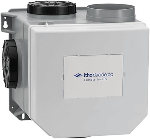 Itho Daalderop CVE-S eco fan ventilator box RFT SP 325m3/h + vochtsensor - perilex stekker 03-00400