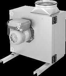 Ruck boxventilator MPS met EC motor 2850m³/h diameter 249 mm - MPS 250 EC 30