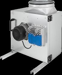 Ruck boxventilator met spanningsregeling en energiezuinige EC-motor (MPS EC-serie)
