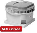 Zehnder MX dakventilatoren
