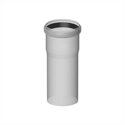 PP kunststof rookgasafvoer buis (luchttoevoer)