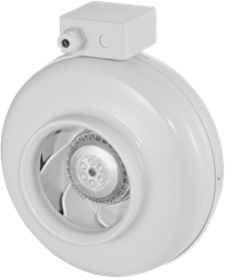 Ruck buisventilator RS (RS-serie)