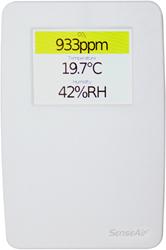 Senseair tSENSE CO2 – temperatuur en luchtvochtigheid meter met 0-10V uitgangssignaal