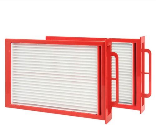 Zehnder ComfoD 150 WTW filterset F7