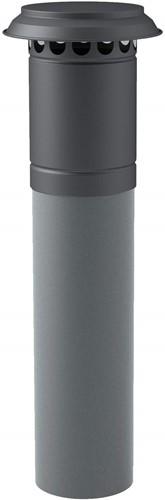 WTW HR dakdoorvoer Thermoduct geïsoleerd 125mm