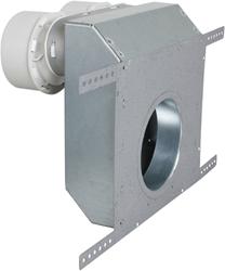 Uniflexplus wand-ventielcollector ex. Ventiel 2x Ø90 mm