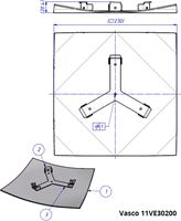 Vasco tekening ventiel 11VE30200 - 19151205