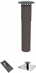 Dakdoorvoer WTW ventilatiesysteem D