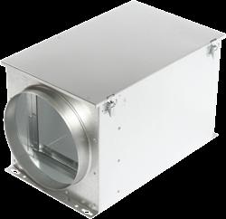 Luchtfilterbox voor zakkenfilter
