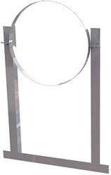 Aluminium dakbeugels spiraalbuis