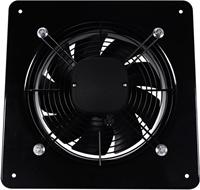 Axiaal ventilator vierkant 350mm – 2450m³/h – aRok-1