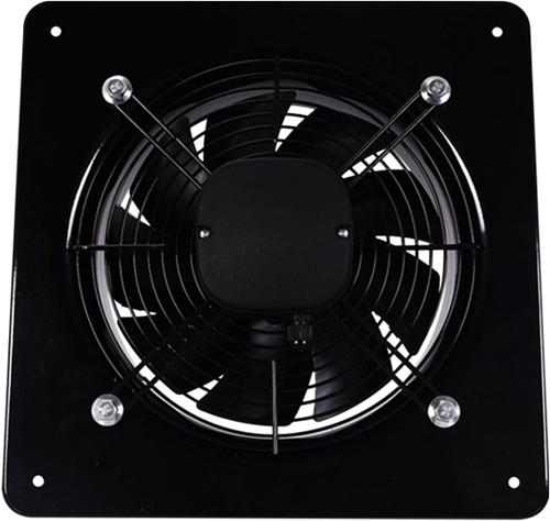 Axiaal ventilator vierkant 350mm – 2450m³/h – aRok