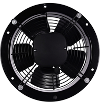 Axiaal ventilator rond 400mm – 3955m³/h – aRos-1