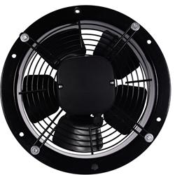 Axiaal ventilator rond - aRos