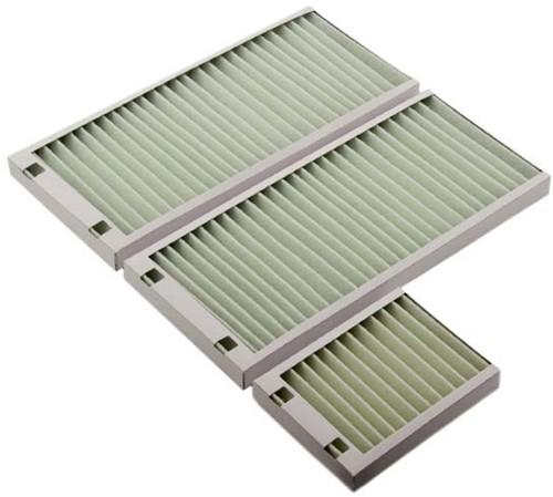 WTW filters AWB Airmaster HRD 275 en HRD 350 met bypass