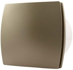Badkamerventilator of toiletventilator diameter: 100 mm GOUD Design T100G