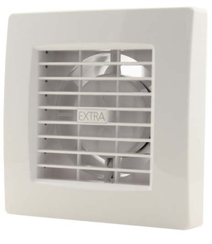 Badkamerventilator of toiletventilator diameter: 120 mm WIT luxe X120