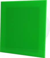 Badkamerventilator groen