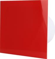 Badkamerventilator rood