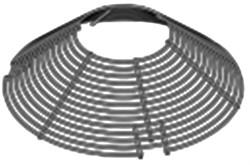 Beschermkorf Axiaal ventilator Itho BS500