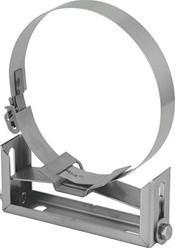 Beugel diameter 80 mm regelbaar 5-9 I304