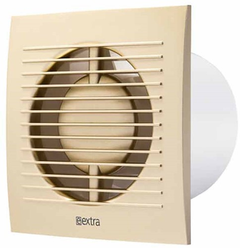 Badkamerventilator of toiletventilator diameter: 100 mm GOUD basis EE100G