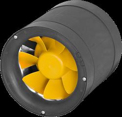 Ruck buisventilator Etamaster met EC motor 220 m³/h -Ø 125 mm - EM 125 EC 01