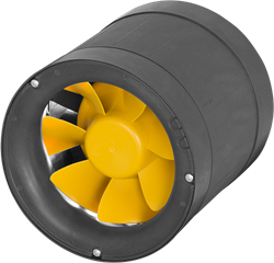 Ruck buisventilator Etamaster met EC motor - 415 m³/h - Ø 150 mm - EM 150 EC 02 - PWM sturing
