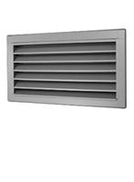 Buitenlucht ventilatieroosters