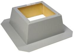 Dakopstand DOS 330 geisoleerd - Zehnder