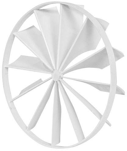 Kunststof terugslagklep diameter: 150 mm - EEV150