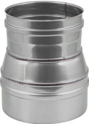 EW diameter 550 mm verloop conisch I316L (D0,8)