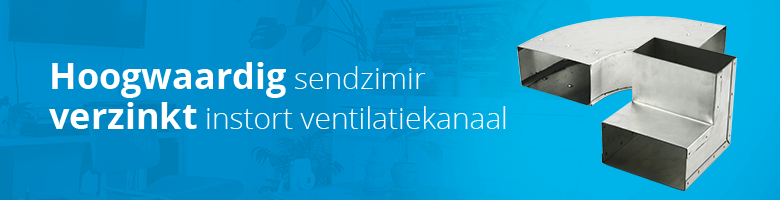 VentilatielandBE - Cat Banner - 29 - Instortkanalen 1 PC