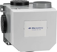 Itho Daalderop CVE-S eco fan ventilator box RFT SE 325m3/h + vochtsensor - euro stekker 03-00398