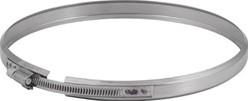 Klemband diameter  130 mm I304L (D0,6)
