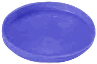Kunststof deksel diameter 160mm