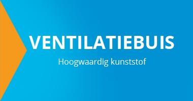VentilatielandBE - Cat Banner - 30 - Kunststofbuis 2 PC