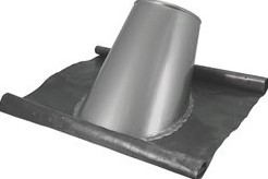 Loodslab diameter  600 mm INOX