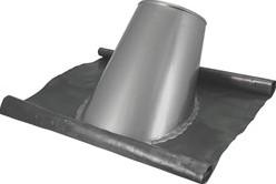 Loodslab diameter  130 mm INOX