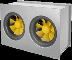 Ruck kanaalventilator Etamaster EC motor 10410m³/h  1000x500 - EMKI 10050 EC 22