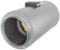 Ruck geïsoleerde buisventilator met EC-motor 700m³/h - diameter 160 mm - EMIX 160L EC 11